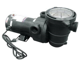 Tidal Wave Maxi 1 5HP Above Ground Single Speed Pool Pump  Retail 166 49