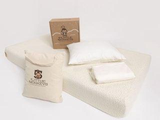 5 little Monkeys Twin Sleep System  Retail 559 99