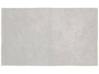 Garland Rug Queen Cotton Bath Rug Gray Color