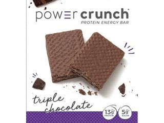 PROTEIN ENERGY BAR  ORIGINAl TRIPlE CHOCOlATE EXP 09 21 RETAIl  11 99