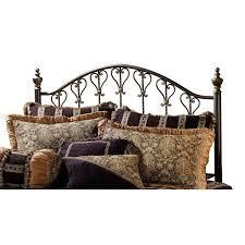 copper Grove metal bed king