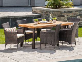 Tustin Outdoor dining table only