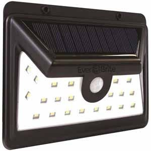 Ontel Products 261791 Ever Brite Ultra Solar Powered lED light