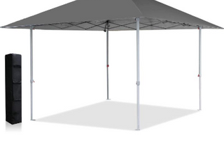 ABCCANOPY  13 x 13 Instant Shelter    Gray  Not Inspected