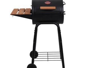Char Griller Patio Pro Charcoal Grill