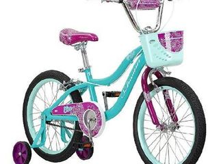 Schwinn Elm Girls Bike For Toddlers And Kids  12  14  16  18  20 Inch Teal