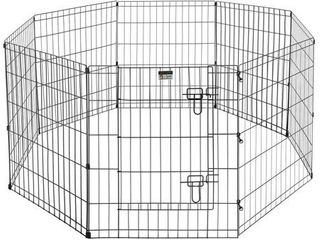 Pet Trex 30  Playpen for Dogs Eight 24  x 30  High Panels