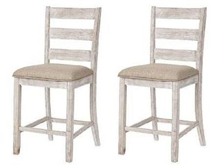 Signature design by Ashley 2 dining chairs