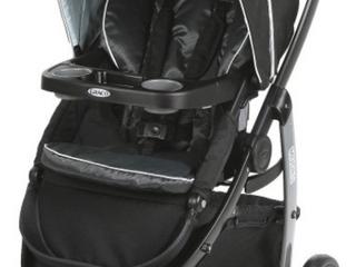 Graco Modes 3 in 1 Stroller    Black
