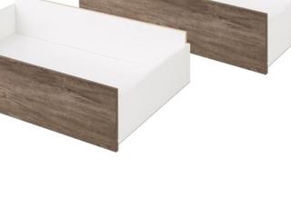Prepac 2 Drawer Pack For 4 Post Platform Bed