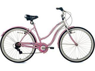 Susan G Komen 26  Multi Speed Cruiser Women s Bike  Pink