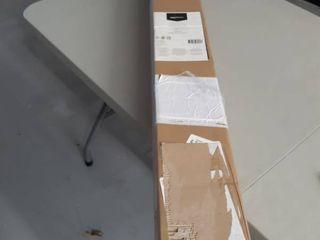 Amazonbasics  White Tilt Patio Umbrella 9 Foot   Jc011