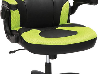 Essential By OFM Green Gaming Chair