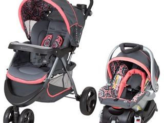Baby Trend Nexton Travel System   Coral Floral