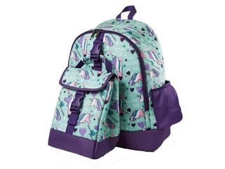 Fit   Fresh Elena Backpack Set with Matching lunch Bag  Unicorns Are Real box of 4