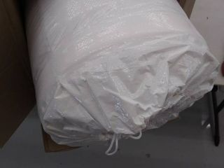 Amazon basics Twin memory foam mattress