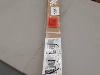Winsoon mini sliding door roller track hardware