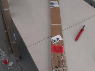 4ft single sliding door kit