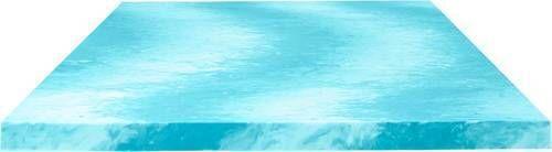 Sealy Essentials 3 Inch Gel Memory Foam Mattress Topper  Queen