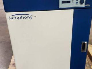 Symphony VWR Forced Air Incubator