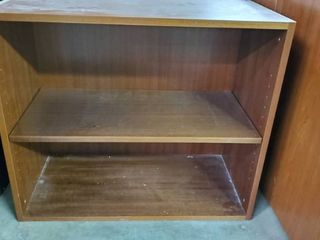 Small Wood Bookcase