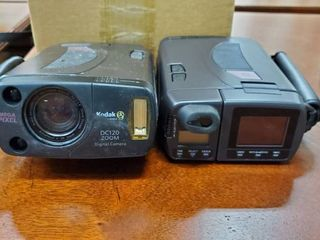 2  Kodiak Zoom Digital Cameras