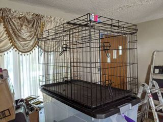 Metal Wire Kennel