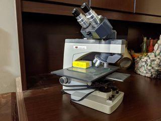 American Optical Micro Star Microscope Illuminator 1871