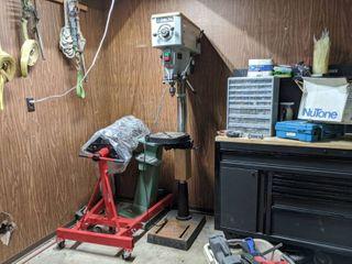 Delta 16 1 2  Variable Speed Drill Press 17 925
