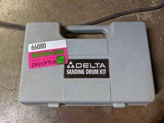 Delta Sanding Drum Kit