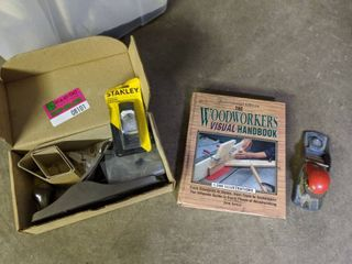 Assorted Wood Working Items