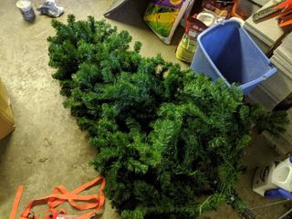 Faux 6 Ft Christmas Tree