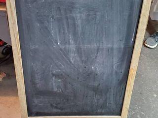 24in x 42in Chalkboard