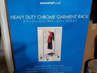 Heavy Duty Garment Rack
