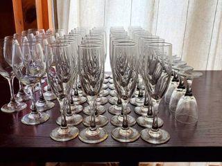 Wine Glasses  Champagne Glasses