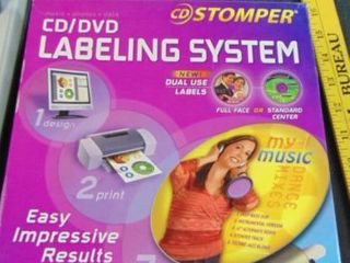 CD labeling kit