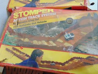 Stomper action track system   original box