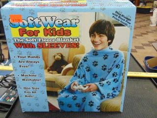 Kids Snuggie