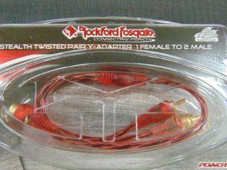 Rockford Fosgate Y