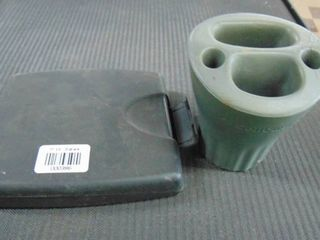 CD wallet   cup holder organizer