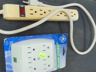 2 multi plugs