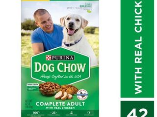 PURINA 178141 Chow Complete Balance for Dogs  42 Pound