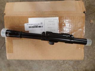Nightforce Optics 5 5 22x rests   250 MOA  30mm Tube