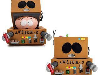 South Park  Cartman AWESOM O 6  Vinyl Figure