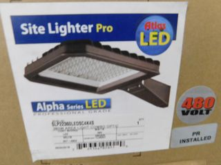 Atlas SLP22360LEDSC4K4S Lighting Fixture Area Light 347-480VAC 360 Watts
