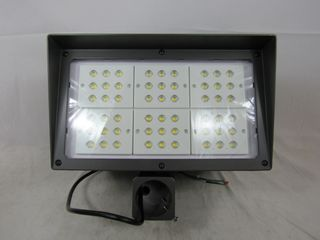Atlas PFXL126LEDSPC Lighting Fixture Floodlight 120-277VAC 126 Watts