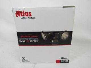 Lot of 25x Atlas MLGC240B Lighting Fixture 120VAC 150 Watts