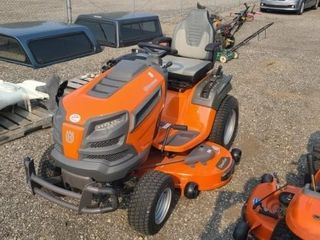 2018 HUSQVARNA TS354X RIDING lAWNMOWER