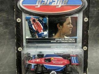 IndyCar series garage Danica Patrick diecast
