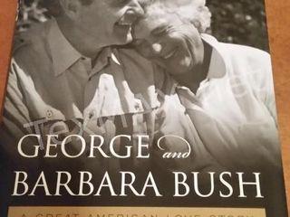 George & Barbara Bush Book